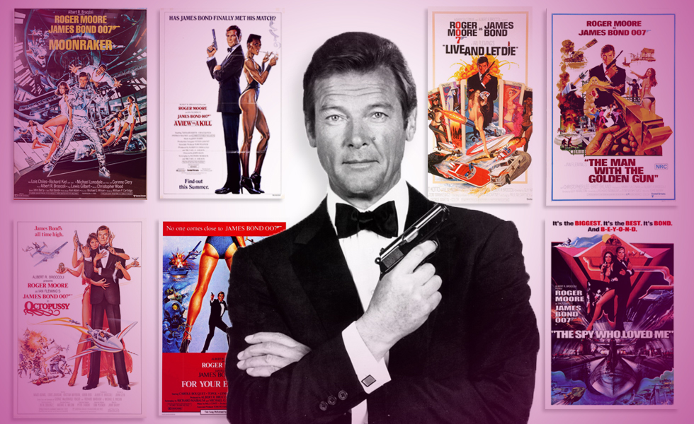 Seven Time James Bond '007' Sir Roger Moore Loses Battle With Cancer