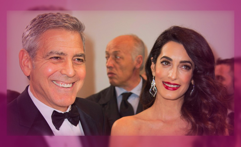 George And Amal Clooney Are Now Parents To Twins !
