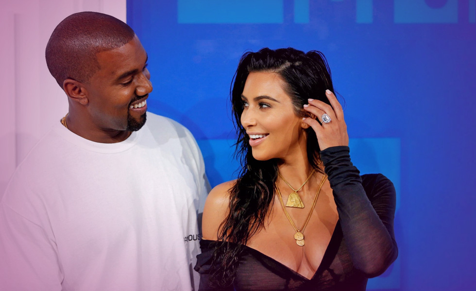 Kim Kardashian Reportedly Hires Surrogate For Baby No. 3 With Kanye West