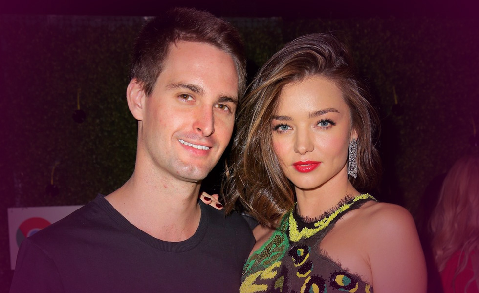 Miranda Kerr Weds Evan Spiegel Snapchat Mogul In Super-Secret Ceremony