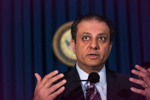 Ex-Prosecutor, Preet Bharara Refused Trump's Call, Got Fired The Next Day