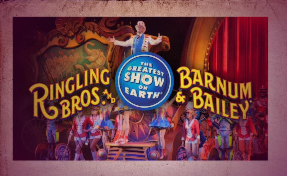 Ringling Bros Circus Ends 'Greatest Show on Earth'