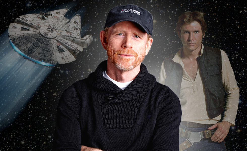 Ron Howard Taking Over As Director Of Han Solo Movie