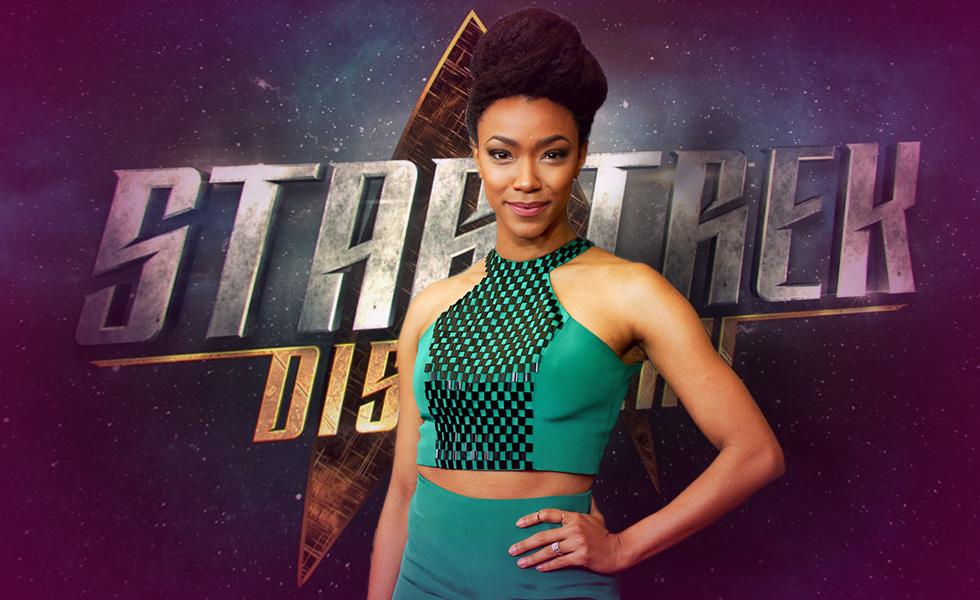 Sonequa Martin-Green Star Of 'Star Trek: Discovery' Shuts Down Racist Trolls