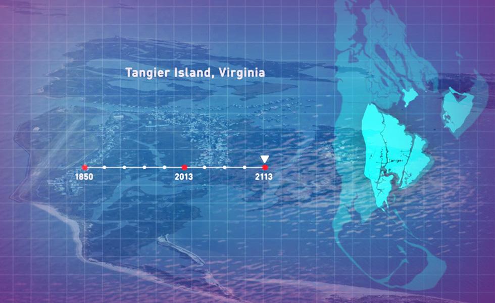 Tangier Sinking Island