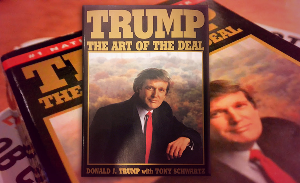 Trump's, Art Of The Deal Co-Author Predicts Trump Will Resign, Then Declare Victory
