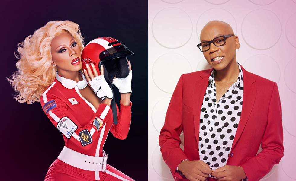 RuPaul Explains How He Became A Drag Queen 'By Accident'