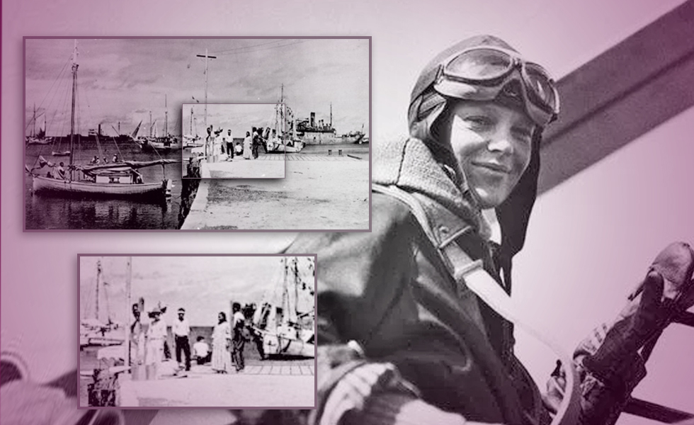 New Photo Could Prove Amelia Earhart Survived Her Final Flight