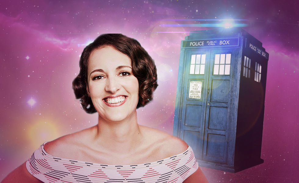 "BBC May Finally Let A Woman Shatter The ""Dudes Only"" Dr. Who Glass Ceiling"
