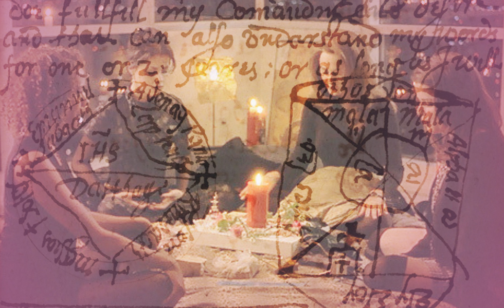 Library Calls On Witches To Help Translate 17th Century Spellbook