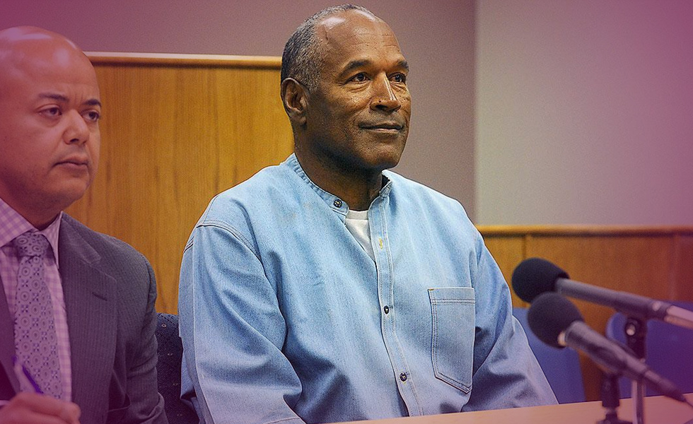O.J. Simpson Granted Parole After Almost 9 Years In Prison
