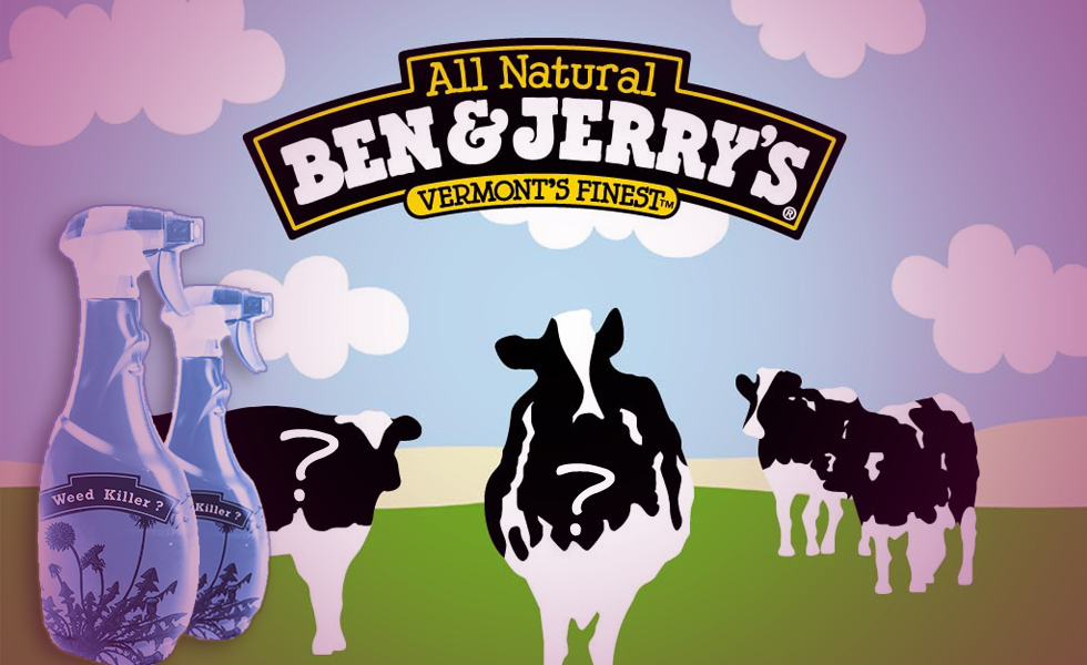 Ben And Jerry's Faces Boycott When Weed Killer Is Found In Ice Cream