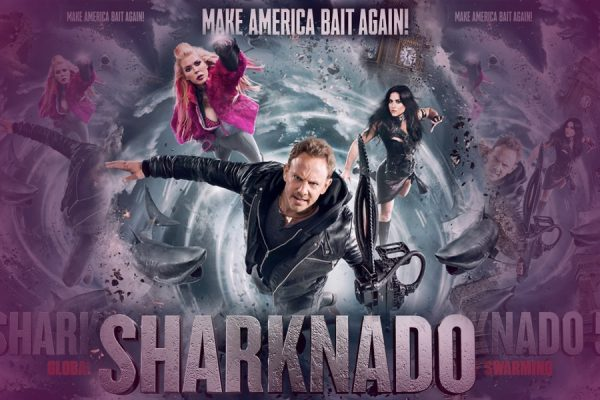""""""" Sharknado """" Stars Had The Best Reactions When They Got The Movie Script"""