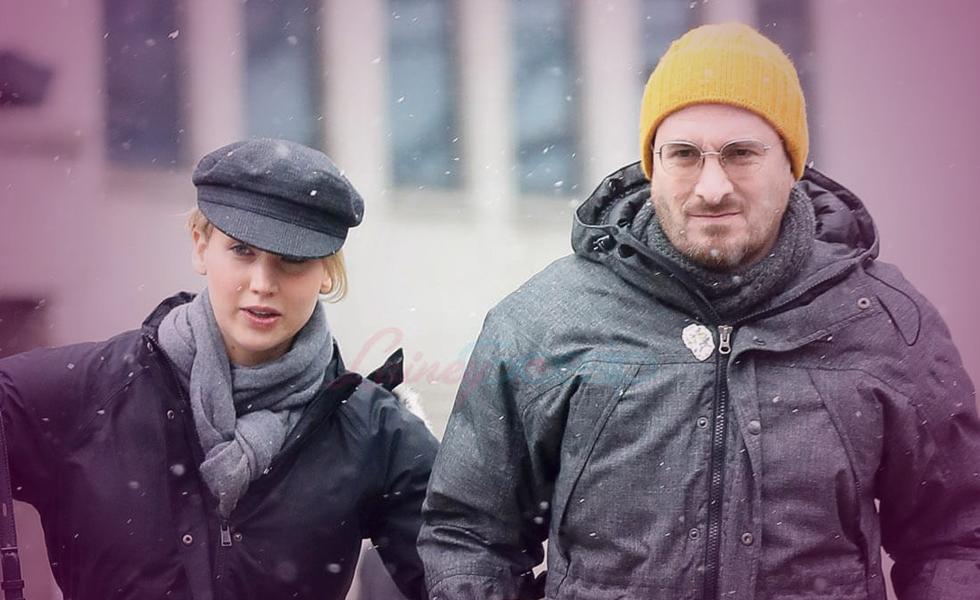 Jennifer Lawrence Is Really Into Her Boyfriend Darren Aronofsky