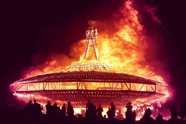 2017 Burning Man Theme Was Perfectly Synced With Our Times