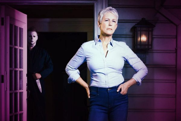 Jamie Lee Curtis Halloween Franchise