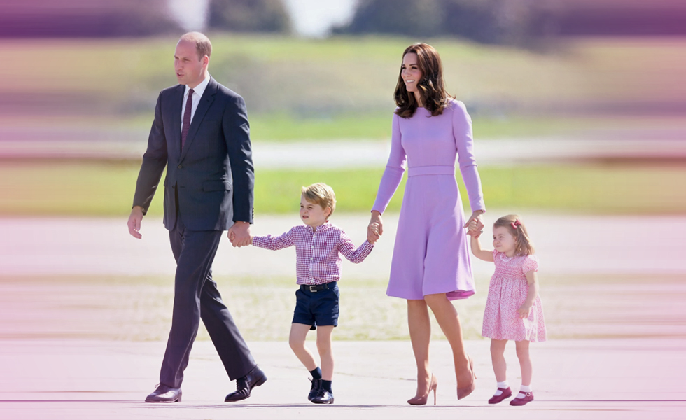 Prince William And Duchess Kate Middleton Are Expecting Their Third Child