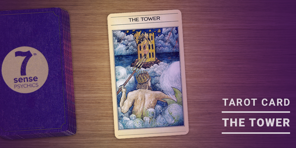 the tower tarot card
