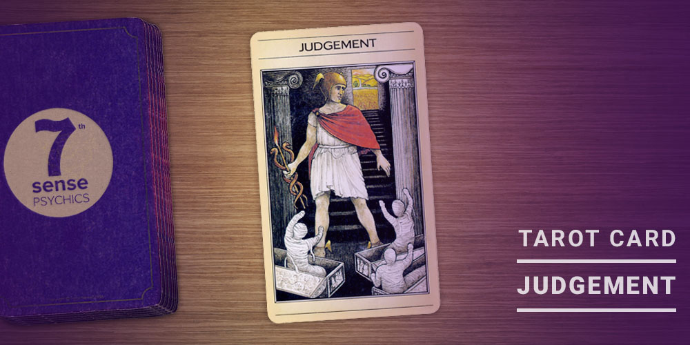 Judgement Tarot Card 1000 x 500