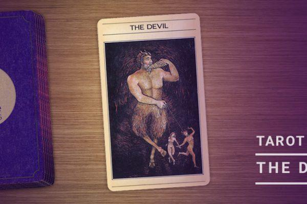 The Devil Tarot Card