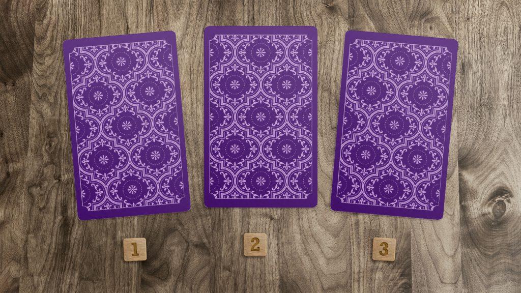 Choose Tarot Cards Back