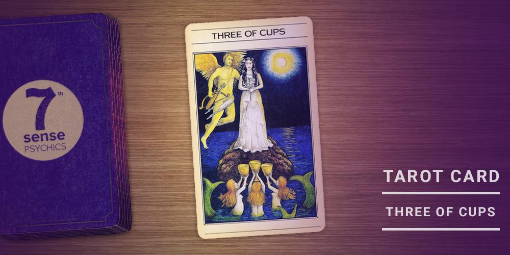 three of cups tarot