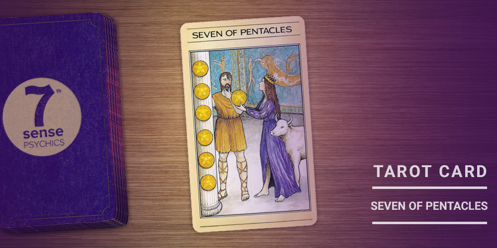 seven of pentacles